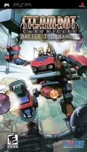 Steambot Chronicles: Battle Tournament