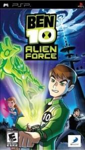 Download Ben 10: Alien Force iso