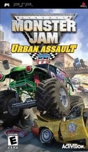 Download Monster Jam Urban Assault iso