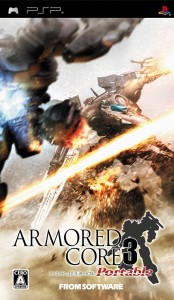 Download Armored Core 3 Portable iso