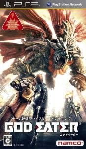 Download God Eater iso