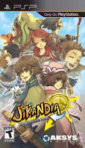Jikandia: The Timeless Land