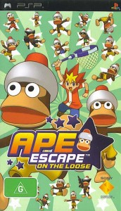 Download Ape Escape: On the Loose iso
