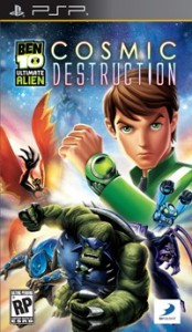 Download Ben 10 Ultimate Alien: Cosmic Destruction iso