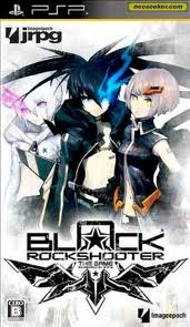 Download Black Rock Shooter The Game iso