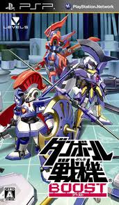Download Danball Senki Boost iso