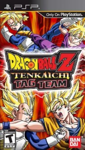 Download Dragon Ball Z: Tenkaichi Tag Team iso