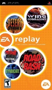Download EA Replay [EUR] PSP iso