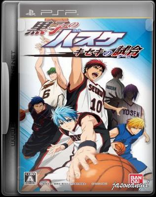 Download Kuroko no Basket Kiseki no Shiai iso