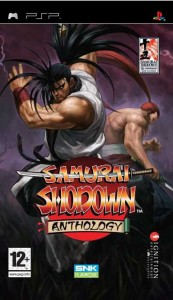 Download Samurai Showdown Anthology iso