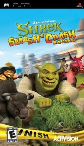 Download Shrek Smash N Crash Racing iso