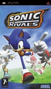 Download Sonic Rivals iso