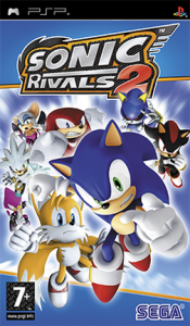 Download Sonic Rivals 2 iso