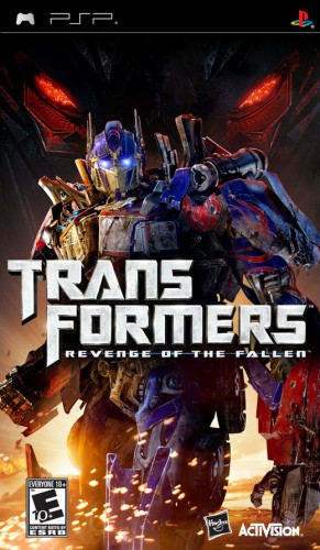 Transformers war for cybertron psp game download.