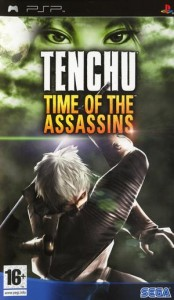 Download Tenchu Time of the Assassins iso