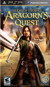 Download The Lord Of The Rings Aragorns Quest iso