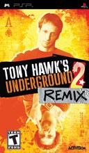 Download Tony Hawk Underground 2 ReMix iso