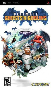 Download Ultimate Ghosts N Goblins iso