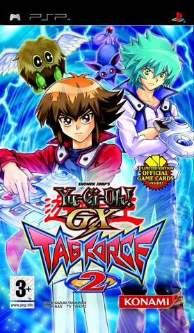 Download Yu Gi Oh! GX Tag Force 2 iso