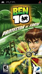 Download Ben 10: Protector of Earth iso