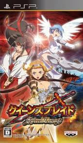Download Queens Blade: Spiral Chaos iso