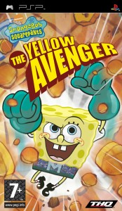 Download SpongeBob : The Yellow Avenger iso