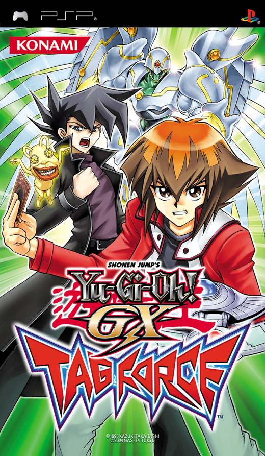 Download Yu Gi Oh! GX Tag Force 3 iso