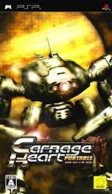 Download Carnage Heart Portable iso
