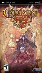 Download  Crimson Gem Saga [USA] iso