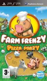 Download Farm Frenzy Pizza Party iso