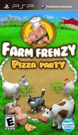 Farm Frenzy Pizza Party (USA)