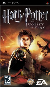 Download Harry Potter and the Goblet of Fire iso