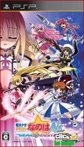 Download Mahou Shoujo Nanoha As Portable: The Gears of Destiny iso