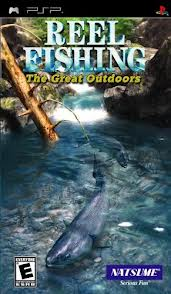 Download Reel Fishing: The Great Outdoors iso