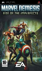 Download Marvel Nemesis: Rise of the Imperfects iso