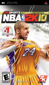 Download NBA 2K10 iso