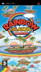 Download Rainbow Islands Evolution (EUR) iso