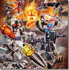 Download All Kamen Rider: Rider Generation 2 iso