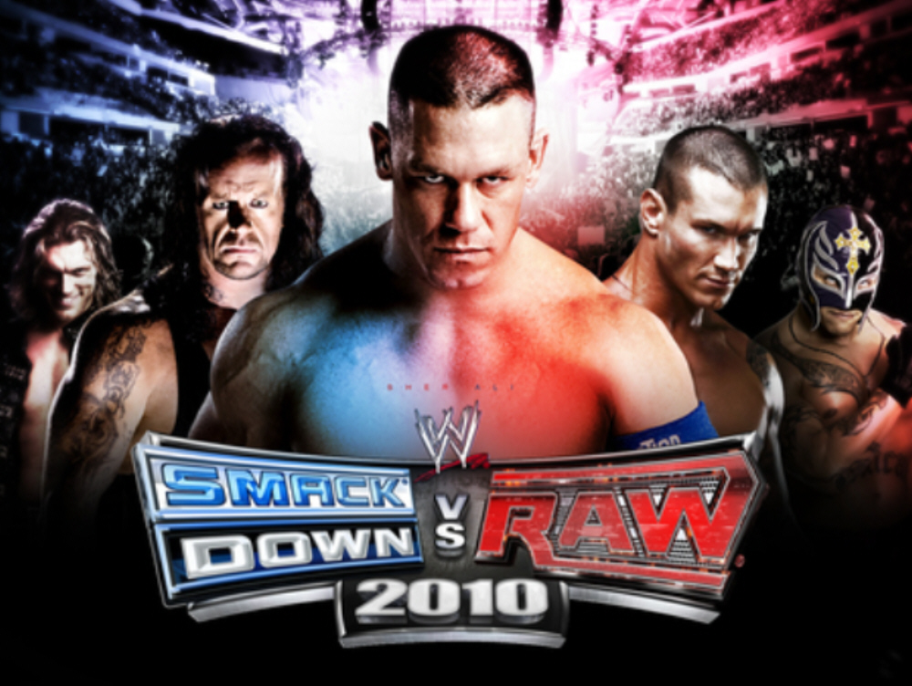 Download WWE SmackDown vs. Raw 2010 iso