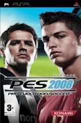 Pro Evolution Soccer 2008 (EUR)