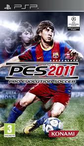 Download Pro Evolution Soccer 2011 EUR iso