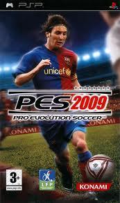 Download Pro Evolution Soccer 2009 iso