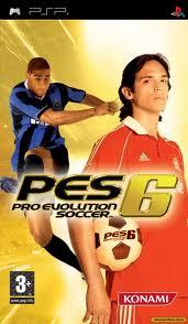 Download Pro Evolution Soccer 6  iso