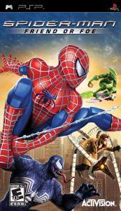 Download Spiderman Friend Or Foe iso