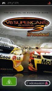 Download V8 Supercars 3 Shootout iso